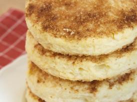 Cinnamon Sugar Biscuits