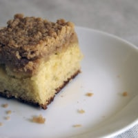 Martha's Classic Crumb Cake | Bake or Break