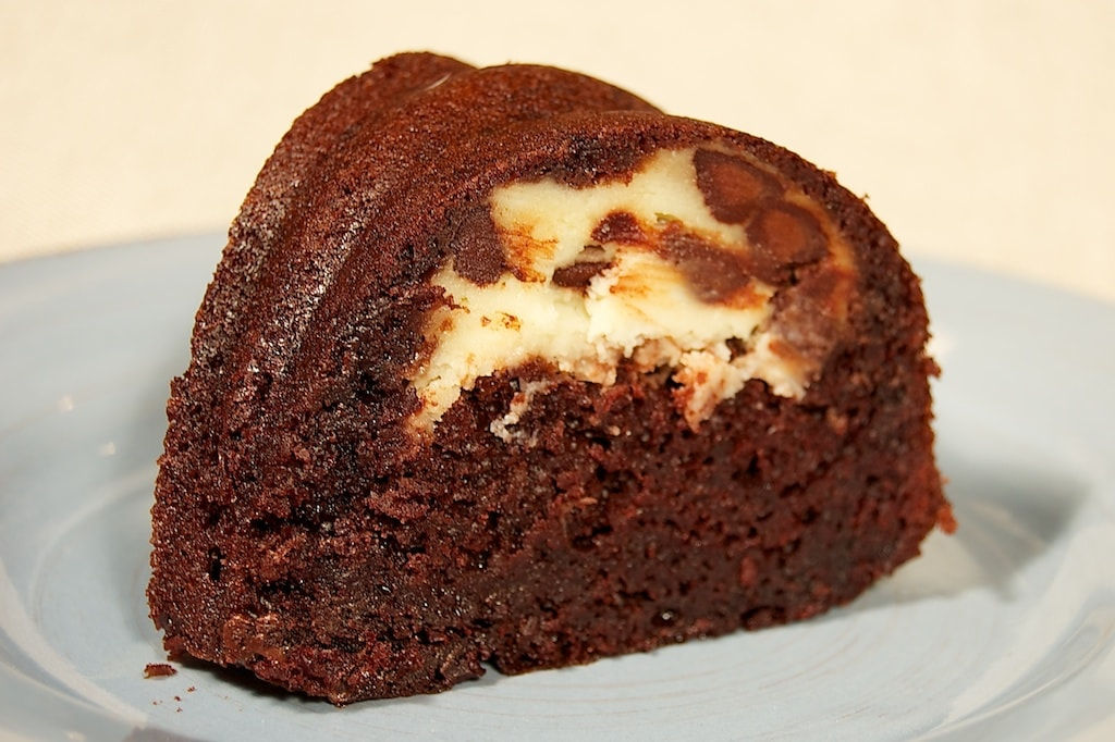 Marbled Chocolate Bundt Cake | Bake or Break