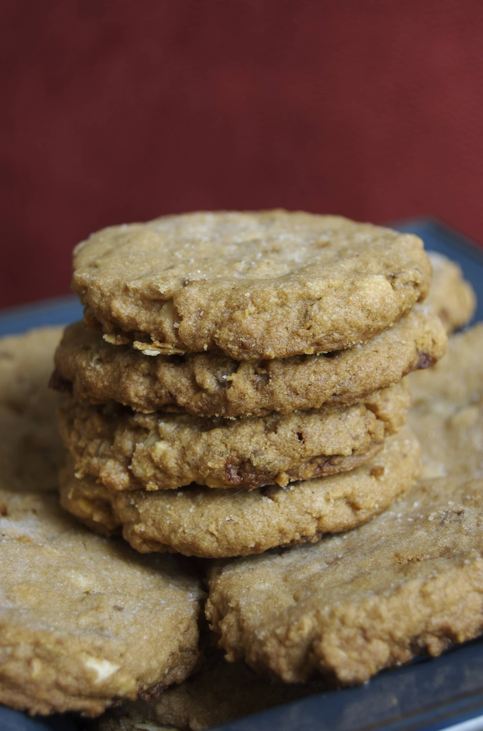 Outrageous Peanut Butter Cookies | Bake or Break
