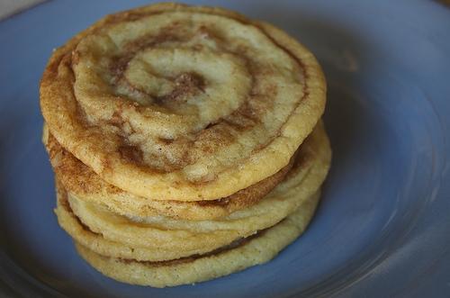 Cinnamon Roll Cookies | Bake or Break