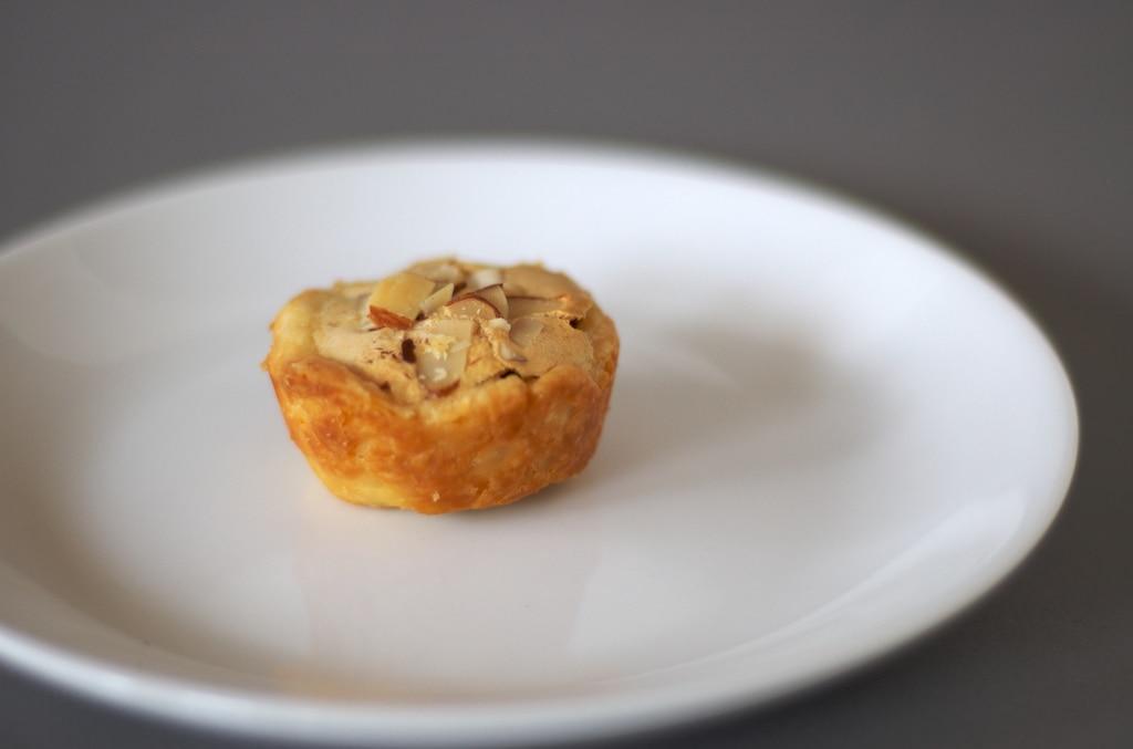 Raspberry Almond Tarts | Bake or Break