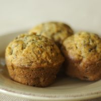 Banana Nut Muffins | Bake or Break