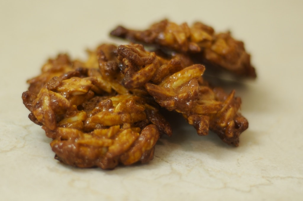Dulce de Leche Crispies | Bake or Break