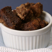 Chocolate Bread Pudding | Bake or Break
