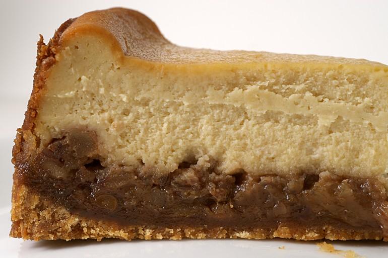Pecan Pie Cheesecake - Bake or Break