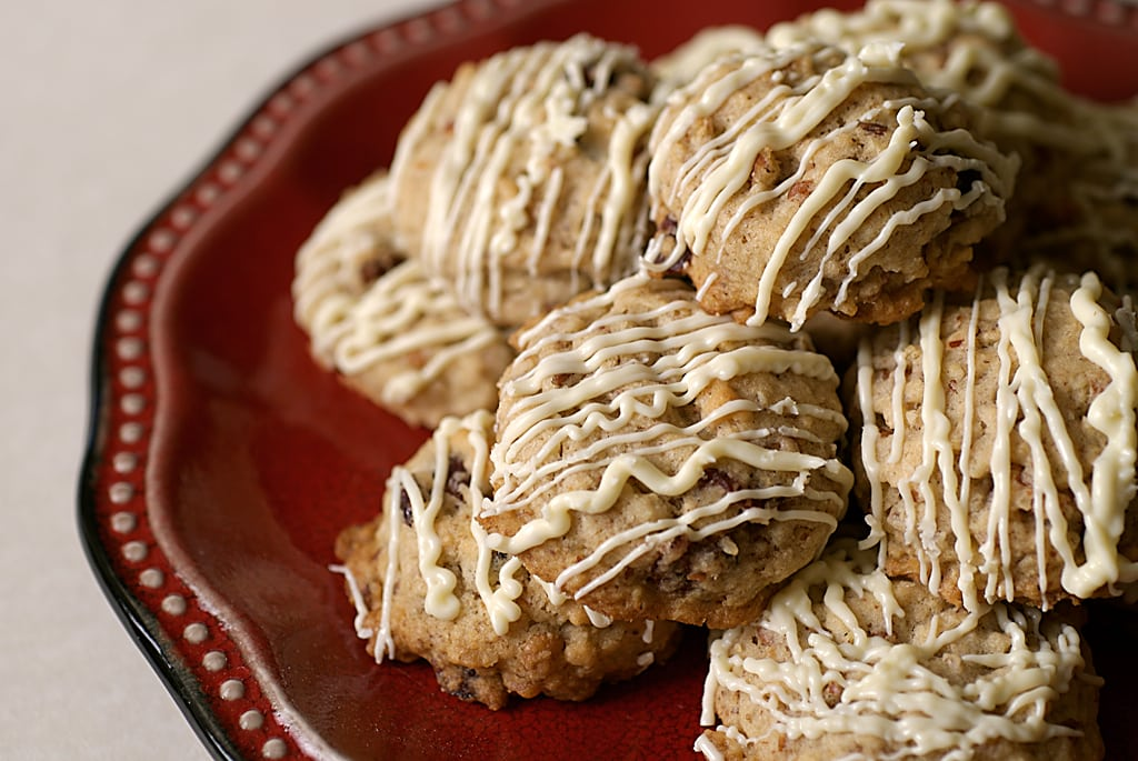 Oatmeal Cranberry Cookies are chewy and sweet with just a hint of tartness. - Bake or Break