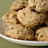 Pecan Date Cookies | Bake or Break