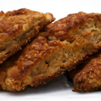 Cinnamon-Apple Scones are a great breakfast treat made with fresh apples and plenty of cinnamon. - Bake or Break