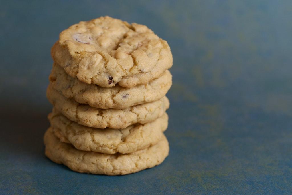 Sweet and Salty Peanut Chocolate Chunk Cookies | Bake or Break