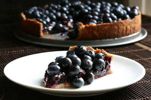 Blueberry Kuchen from Sunday Nite Dinner