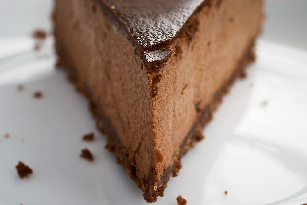 Chocolate-Glazed Hazelnut Mousse Cake - Bake or Break