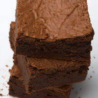 Double Chocolate Brownies | Bake or Break