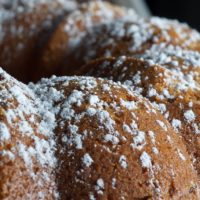 Sour Cream Hazelnut Bundt Cake | Bake or Break
