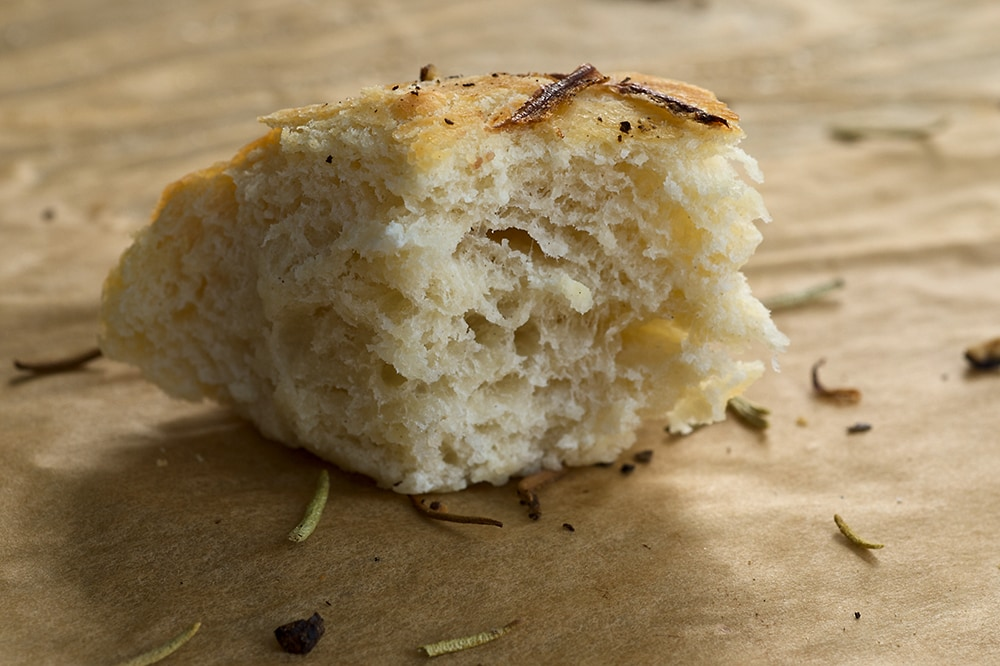 Focaccia with Onion and Rosemary | Bake or Break