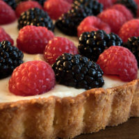 Fresh Berry Tart | Bake or Break