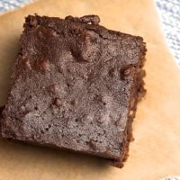 Dark Victory Brownies are amazingly rich and wonderfully delicious! - Bake or Break