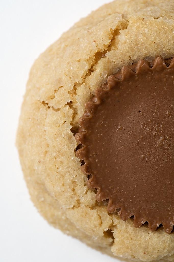 Peanut Butter Surprise Cookies | Bake or Break