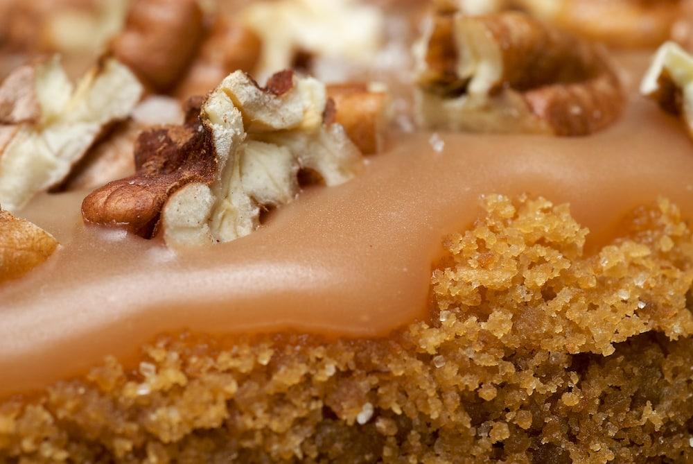 Pecan and Salted Caramel Cheesecake | Bake or Break