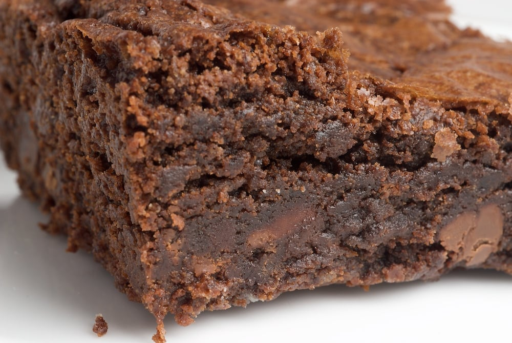 Dark, rich brownies made famous by New York's own Amy's Bread!