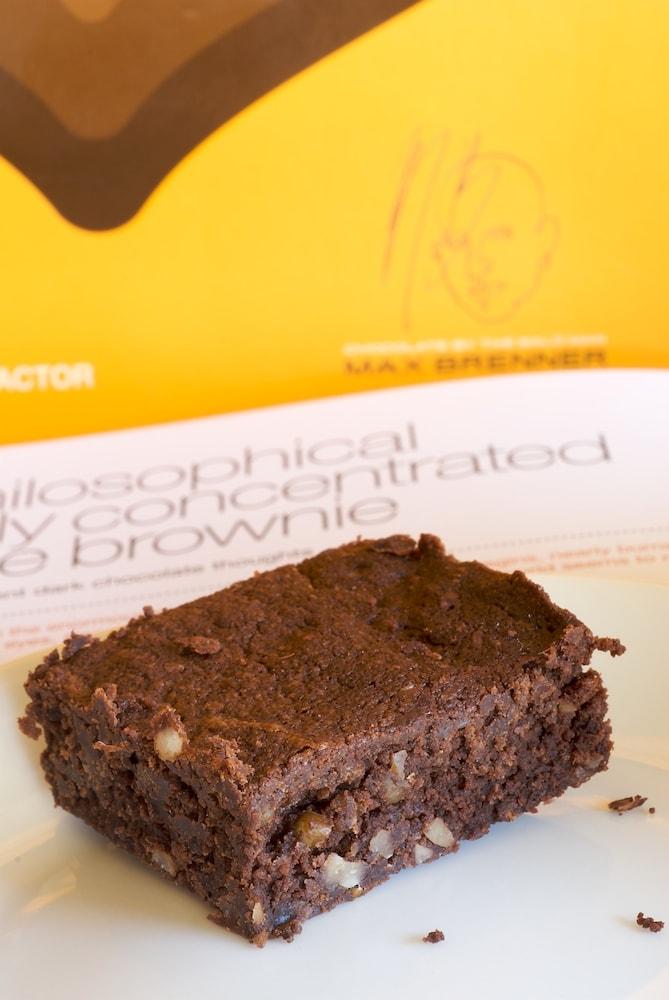 Max Brenner's Fudge Brownies | Bake or Break