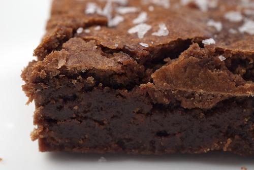 Salted Fudge Brownies | Bake or Break