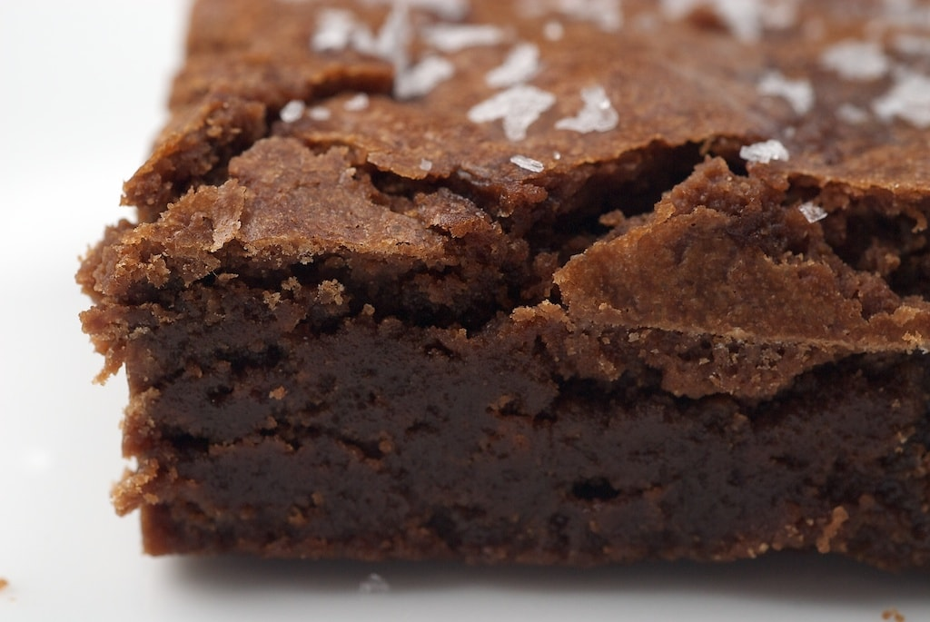 Salted Fudge Brownies | Bake or Break