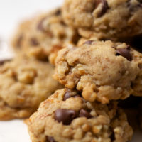 Chocolate Chunk Pecan Cookies | Bake or Break