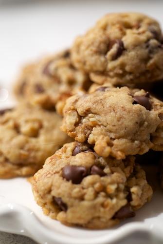 Chocolate Chunk Pecan Cookies | Bake or Break
