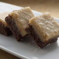 Black-Bottom Cookie Bars | Bake or Break