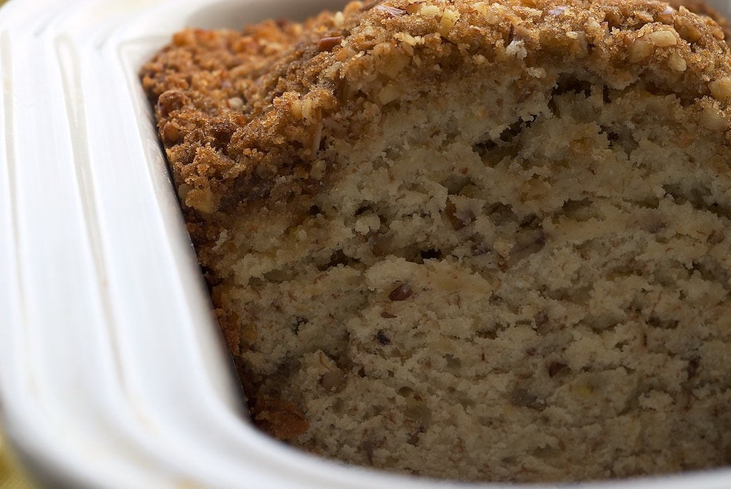 Cream Cheese Banana Nut Bread may very well be your new favorite banana bread. It's so, so good! - Bake or Break