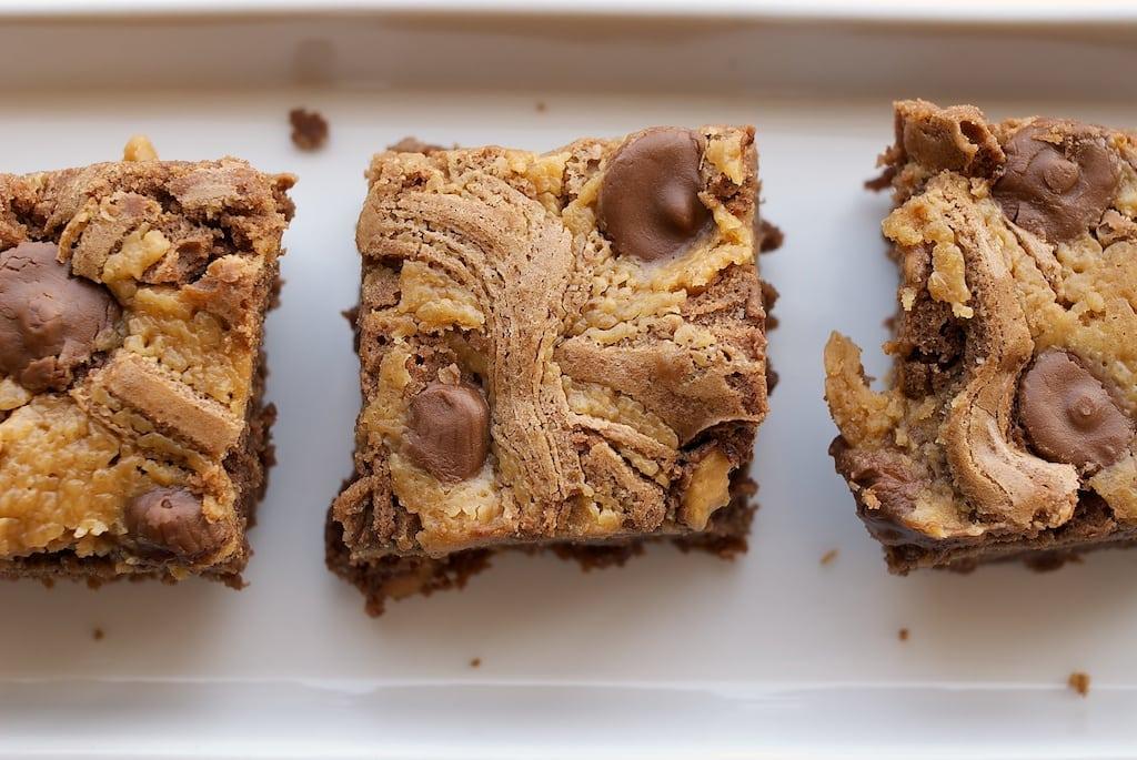 Peanut Butter Brownies | Bake or Break