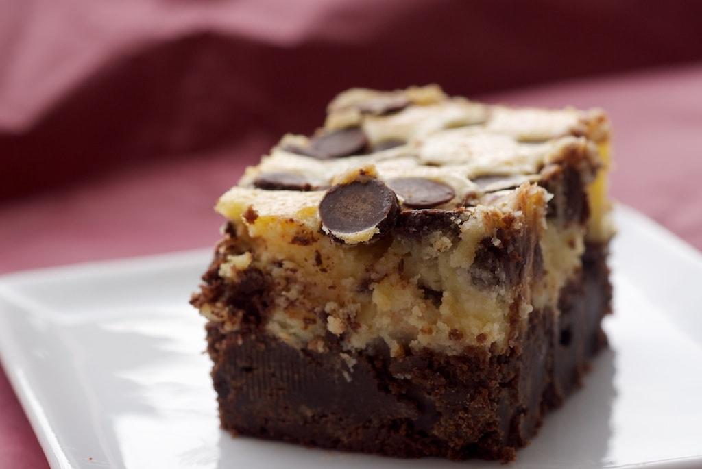 Black Bottom Brownies | Bake or Break