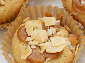 Salted Caramel Cookie Bites