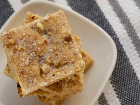 Butter Pecan Shortbread