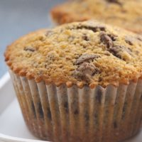 You'll never miss the frosting on these Chocolate Chunk Cupcakes! - Bake or Break