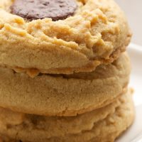 Peanut Butter Cookies with Chocolate Wafers | Bake or Break