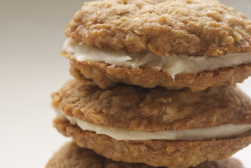 Oatmeal Cream Pies - Bake or Break