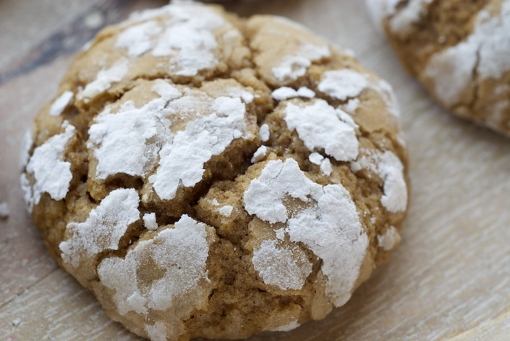 Brown Sugar Crinkles | Bake or Break