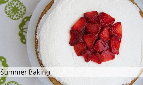 Summer Baking Recipes | Bake or Break