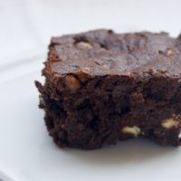 Triple Chocolate Brownies | Bake or Break