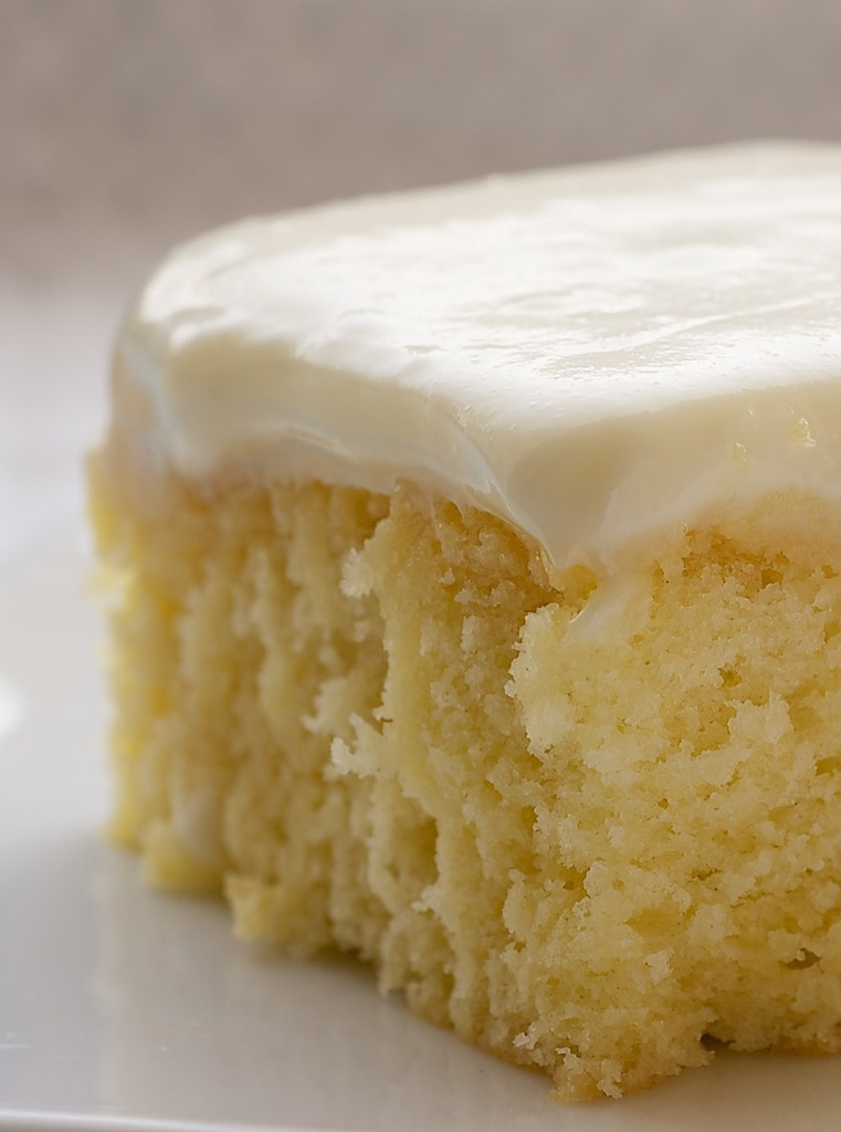 Cream Cheese Frosting Better With Lemon Cake