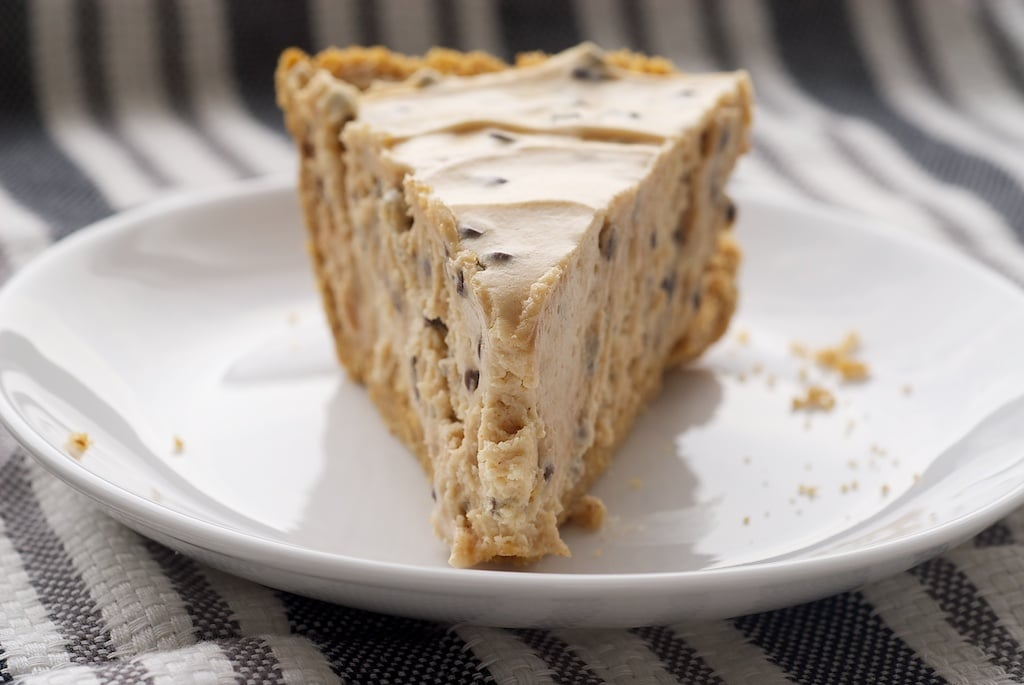 Peanut Butter-Chocolate Chip Pie | Bake or Break