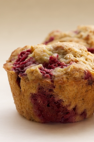 Raspberry Oat Muffins | Bake or Break