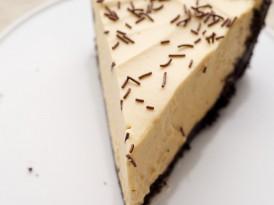 Salted Caramel Icebox Pie