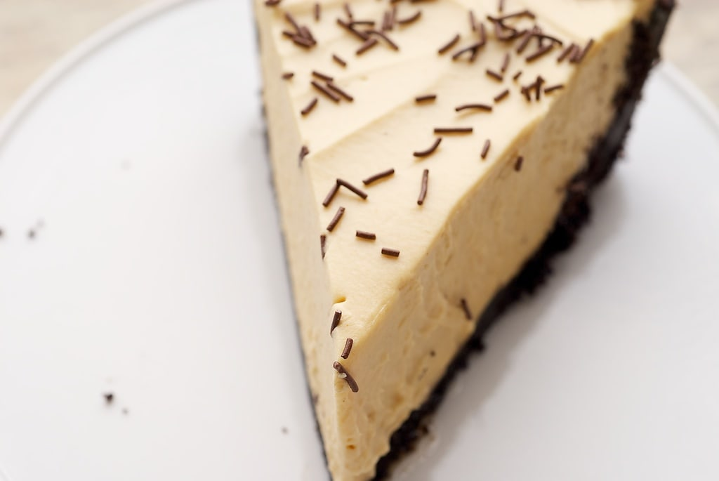 Salted Caramel Icebox Pie | Bake or Break