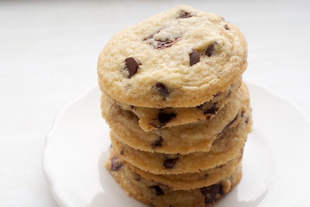 Browned Butter Chocolate Chip Cookies | Bake or Break