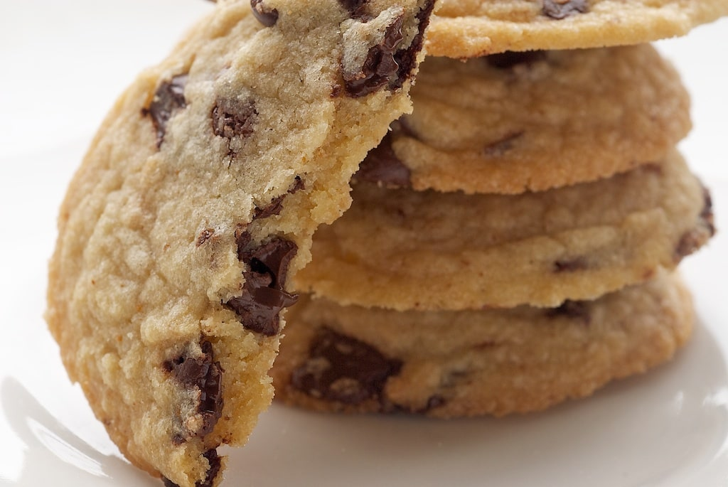 Browned Butter Salted Chocolate Chip Cookies are deliciously sweet and ...