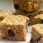 Blueberry-Hazelnut Oatmeal Cookie Bars