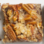 German Chocolate Pecan Pie Bars
